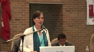 Carol Prunhuber's Remarks: Terrorism of the Islamic Republic of Iran, the 22nd Anniversary of Dr. Ghassemlou's Terror, July 17, 2011 Toronto