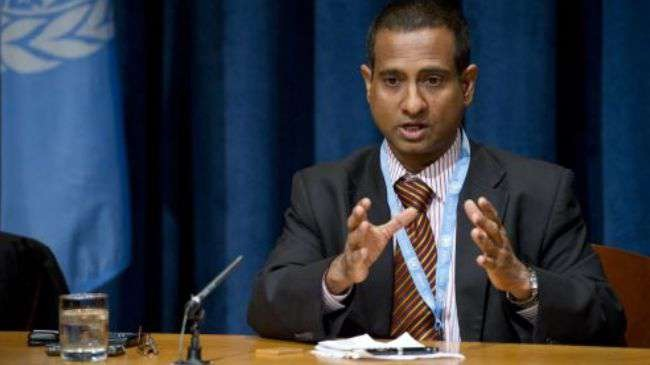 Worsened human rights violation by Iran's Islamic Republic, reports Special Rapporteur Ahmed Shaheed