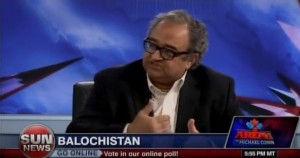 Tarek Fatah speaks about the Balochistan Freedom Movement on SUN Television.