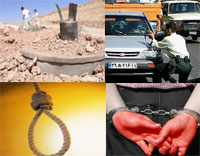 Human rights violations in Iranian Kurdistan in the past 30 days