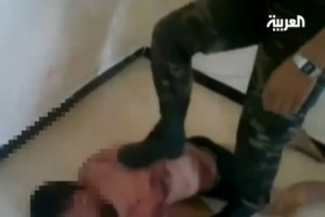 Syrian torture video leaked to Al Arabiya (WARNING GRAPHIC)