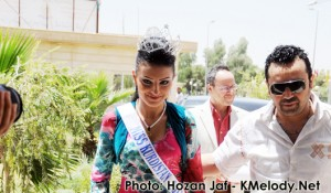 Iraqi Kurds crown Miss Kurdistan