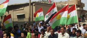 Competing senses of liberation, dread rule in Kurdish areas of Syria