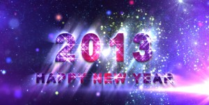 Happy New Year! #2013 #NewYear
