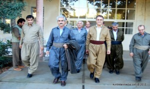Possible re-unification among Iranian Kurdish party, PDKI