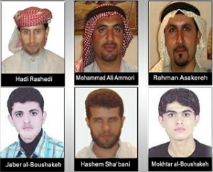 Speak up: Death sentence confirmed for five Ahwazi Arab activists
