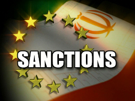Iran judges and media hit with EU sanctions