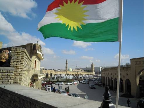 10 years after US invasion, Kurds look to the West