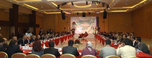 SI Committee on Kurdish People formed in Sulaimaniya