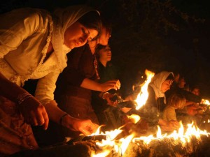 April 18th is Yazidi New Year