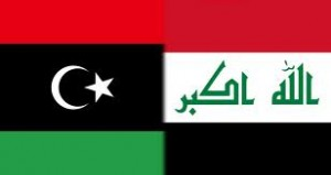 Libya and Iraq object to foreign intervention in Syria