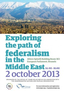 Exploring the Path of Federalism in the Middle East