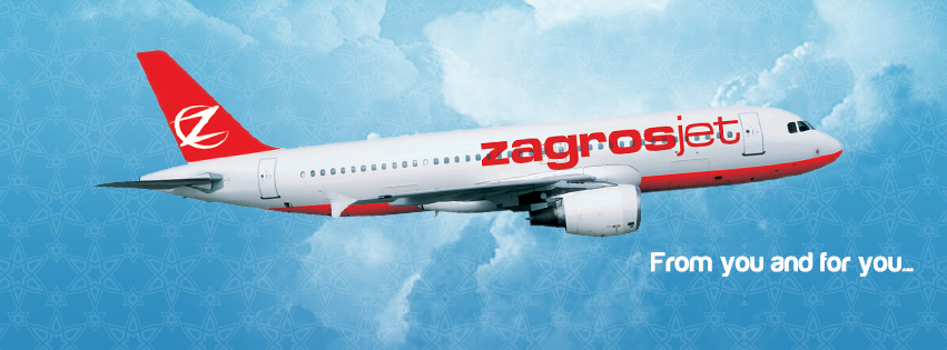 ZAGROSJET Launches Scheduled Flights as First Erbil-based Airline