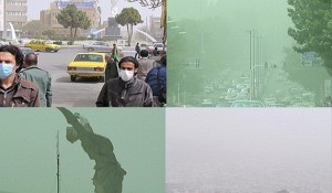 4 of the 10 most polluted cities in the world are in Iran with 2 in Kurdistan