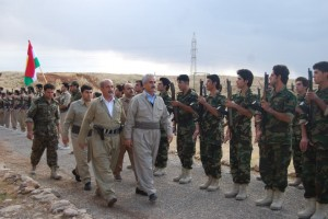 Kurdish Leader Mustafa Hijri Addressed Armed Struggle in Interview