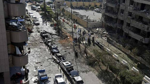 Iran embassy attack in Beirut drags Syrian war further into Lebanon