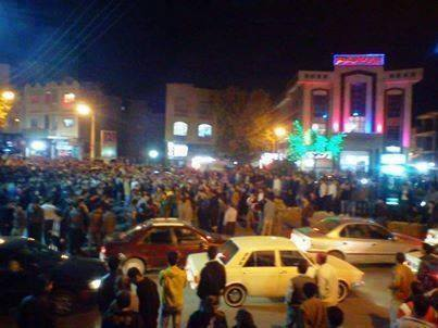 Protests in Iran after Hanging of another Kurdish Activist