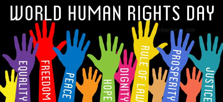 December 10, Human Rights Day