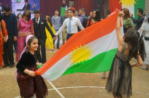 Gallery: Canadians of Kurdish heritage marked the 68th Anniversary of the Founding of the Kurdistan Republic with a special event