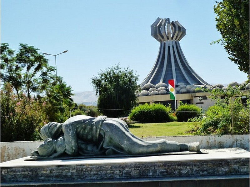 REMEMBERING THE MASSACRE IN HALABJA: 26 YEARS LATER