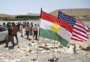 CNN: #Kurdistan calls on #US to intervene as #ISIS rampages