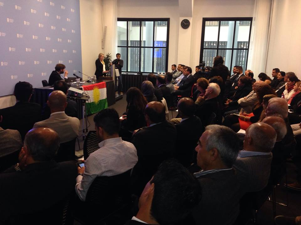 Justice for Iran's Kurds was the title and overarching theme of a conference jointly organised by the Unrepresented Nations and Peoples Organization (UNPO) and the International Network of Iranian Kurdistan Human Rights (INIKHR),
